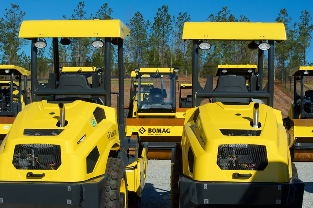 BOMAG - Heavy Equipment Manufacturing in Fairfield County SC