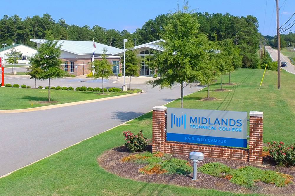 Midlands Tech Campus - Fairfield County, SC