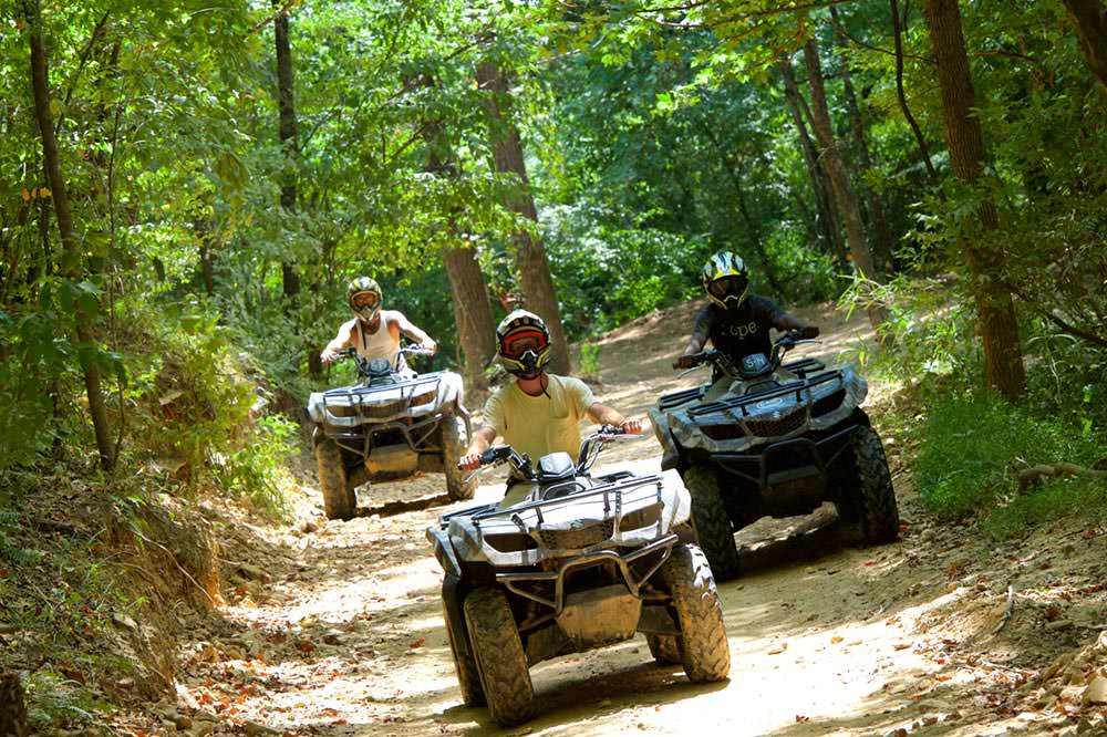 Recreation Opportunities abound in Fairfield County, SC
