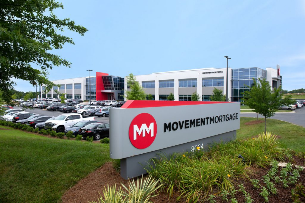 Movement Mortgage Headquarters in Lancaster