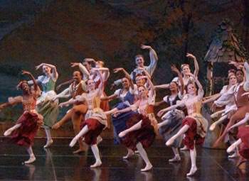 Columbia City Ballet