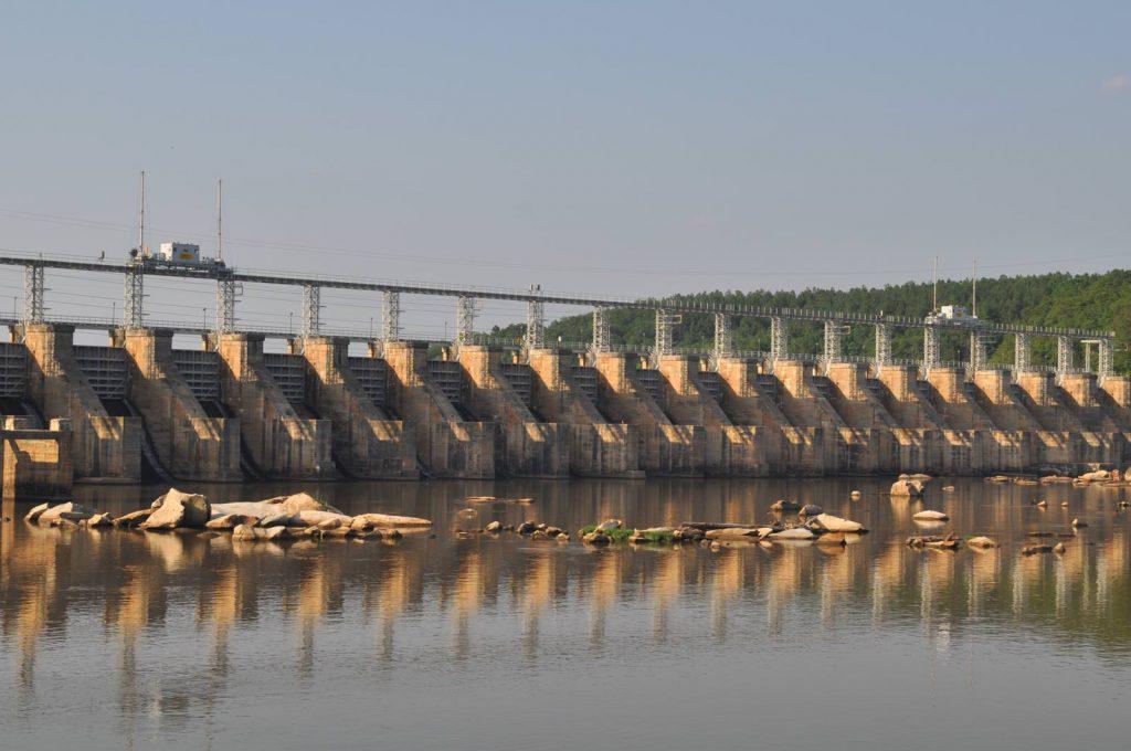 Chester County SC Dam