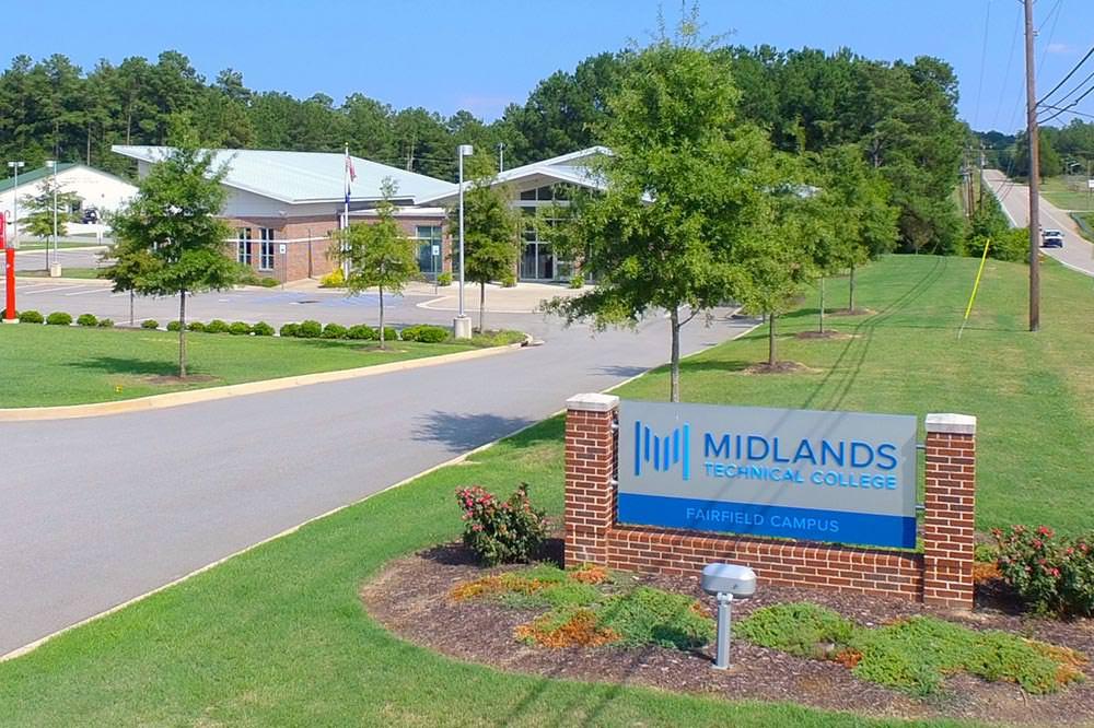 Midlands Tech Campus - Fairfield County, SC
